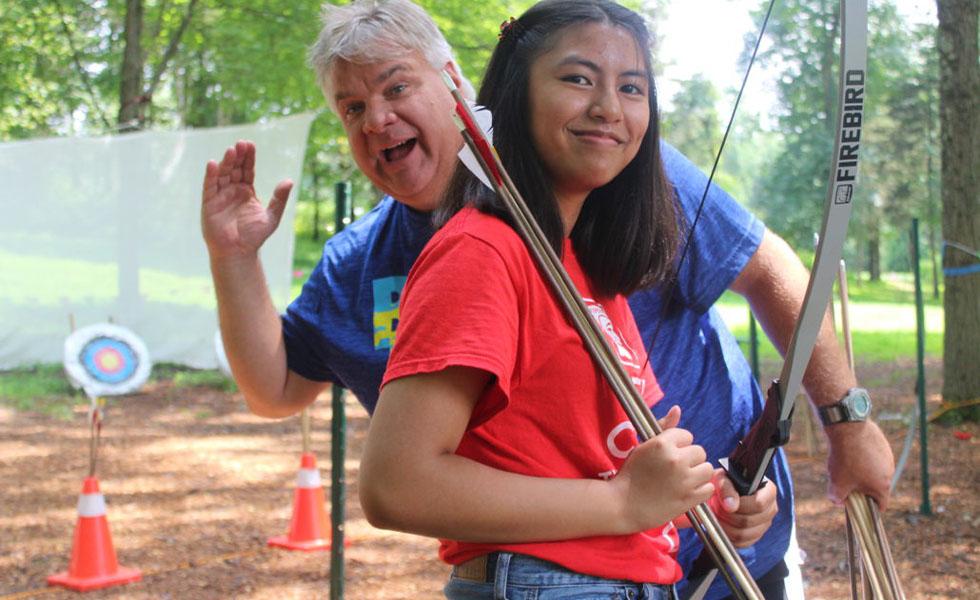 Cedarbrook archery Banner 3