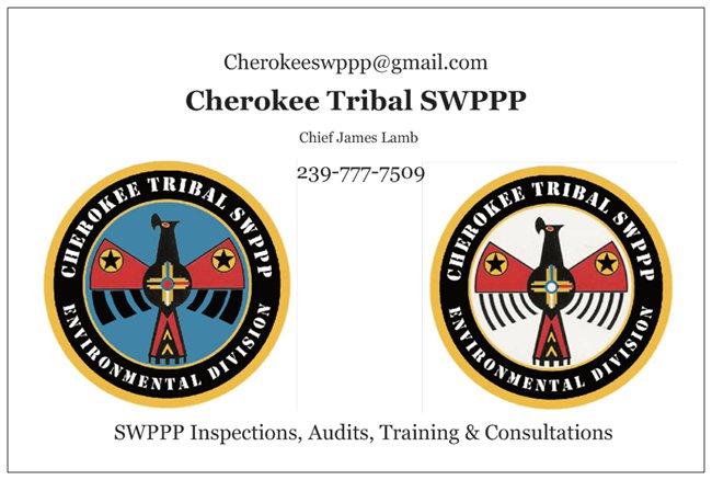 Cherokee Postcards