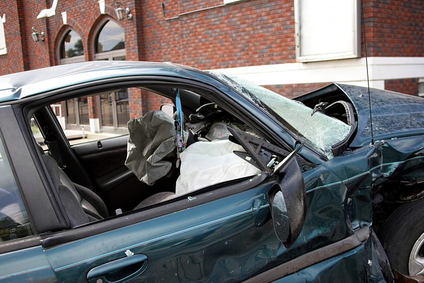 What Should I Do if I Caused a Car Crash in Brentwood, TN?