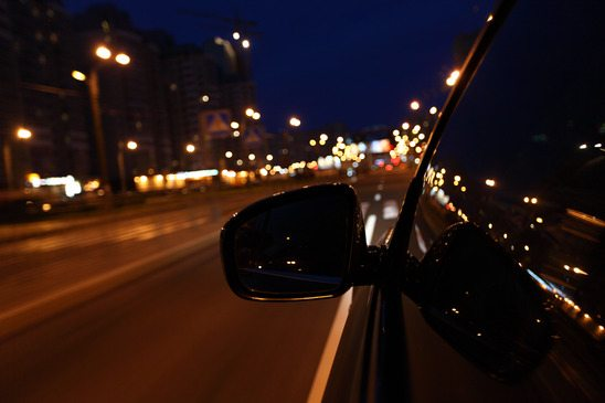 5 Safety Tips for Driving after Dark