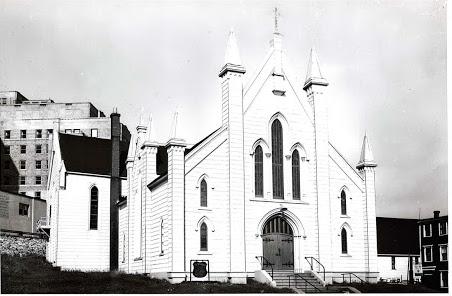 St Mary's Church Saint John Waterloo