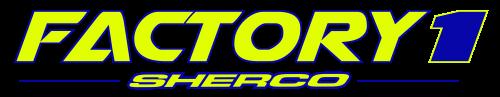 Factory1 Sherco Logo