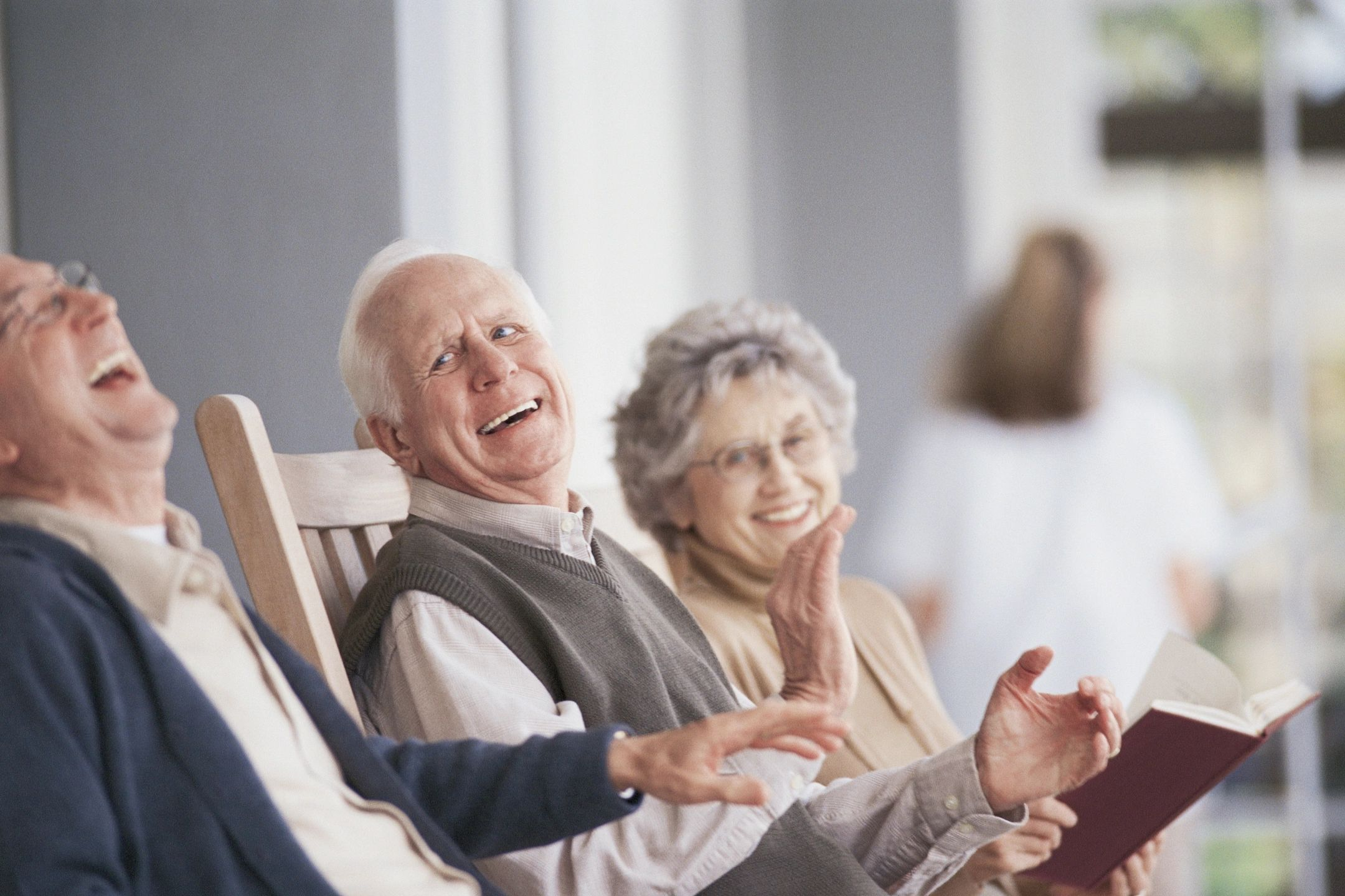 Finding Balance As We Age