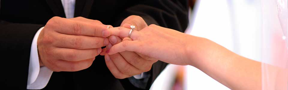 We can help your family celebrate the joy of marriage