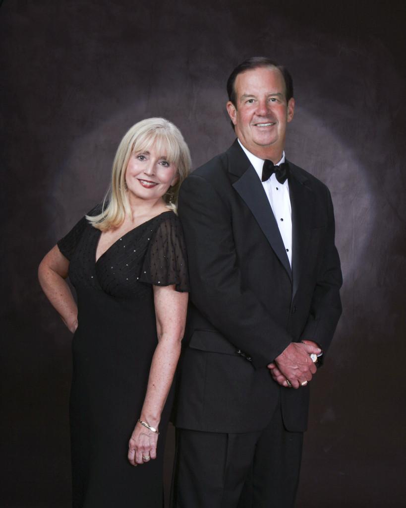 Claudia &  Bob Hughes