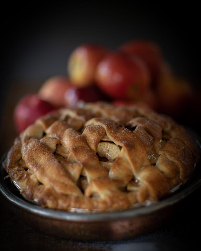 apple pie, pies