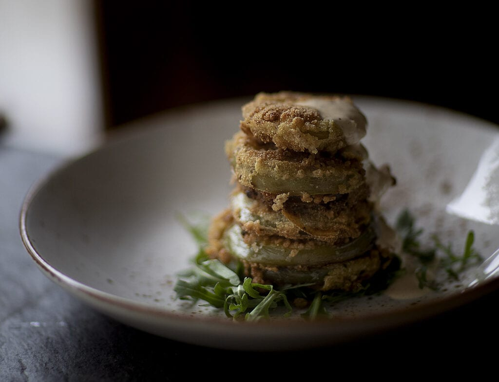 Fried Green Tomatoes, NC Coast Grill and Bar Duck NC