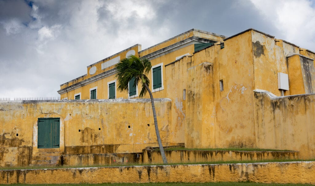 Christianstead, St Croix BVI