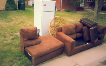 Furniture & Appliance Disposal