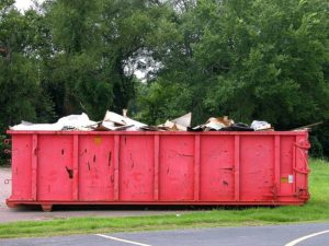 Dumpster Rental Mount Pleasant, TN