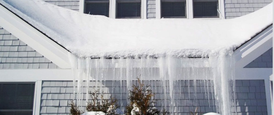 Roof Snow Removal Services Schaumburg, IL