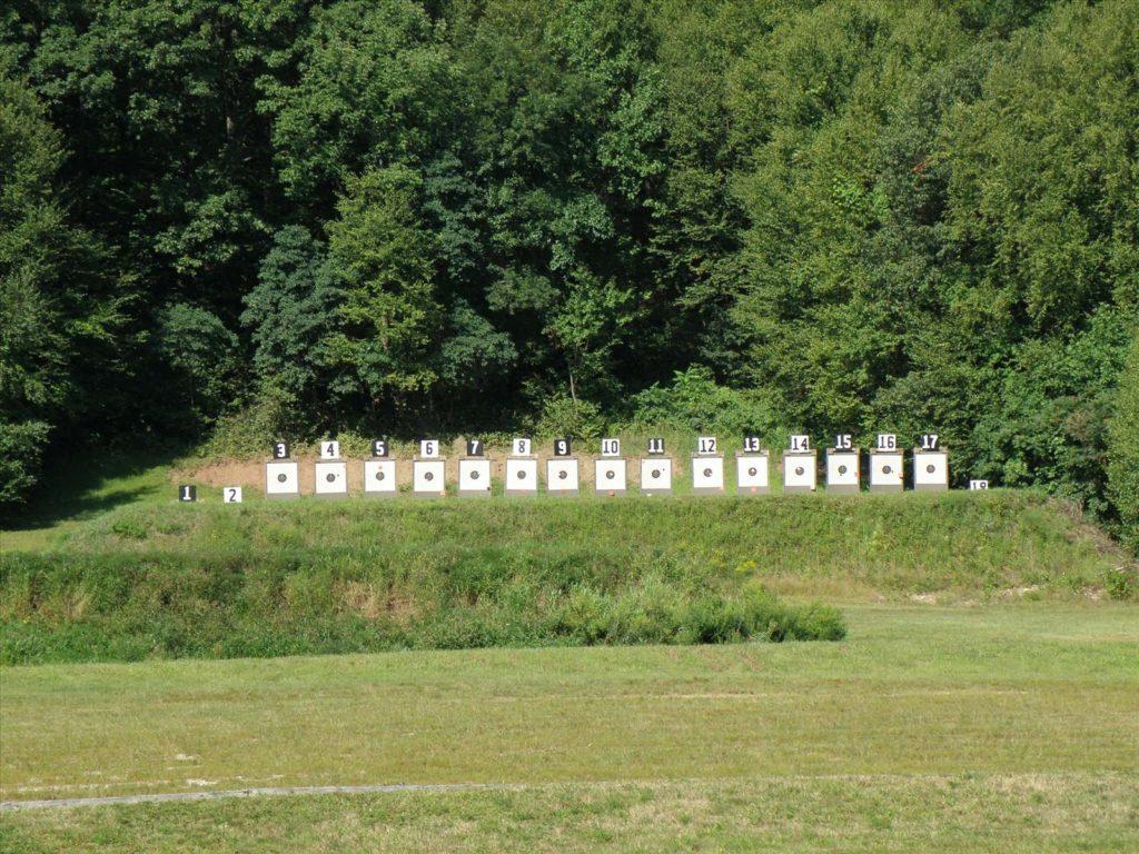 200 Yard targets