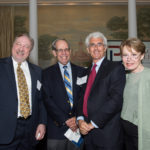 Former CEOs Bob Bernstein and Len Rubenstein and Board Members Howard Goldman and Nikki Heidepriem