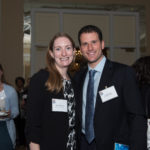 Alyssa George and Todd Rubin, Current and Past Bazelon Fellows