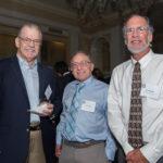 Bob Burgdorf, Steve Ney, and Ira Burnim