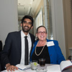 Tariq Majeed and Marsha Scott of Wendroff & Associates, LLC
