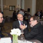 Len Rubenstein, Bob Dinerstein, and Norm Rosenberg