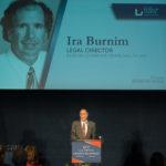 Legal Director Ira Burnim introduces Aaron Panner