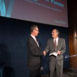 aaron panner award acceptance