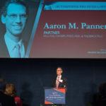 Aaron Panner acceptance speech