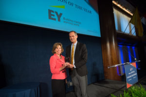Patti Yoder of EY