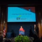 EY acceptance speech