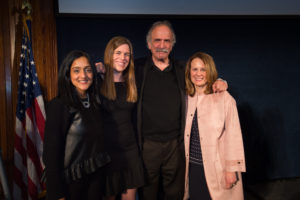 Vanita Gupta, Holly O'Donnell, Harvey Rosenthal, Maria Rodriguez