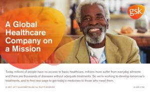 glaxosmithkline global healthcare