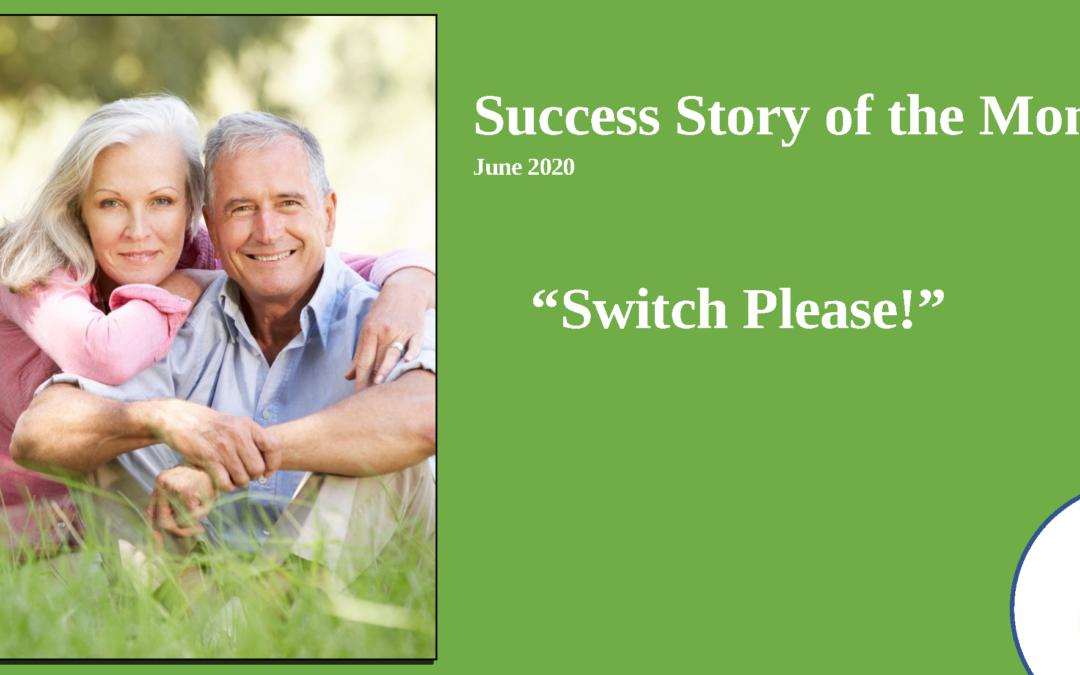 Switch Please!!! – 2020