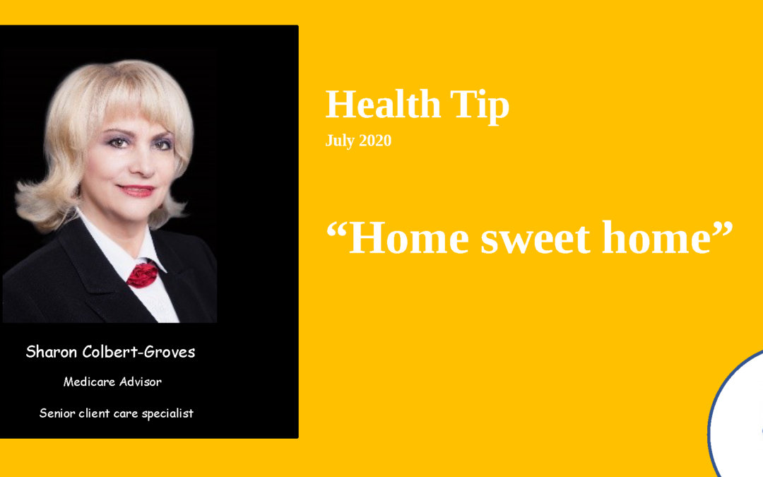 Home sweet home – 2020
