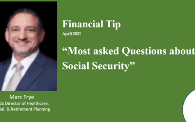 Questions about Social Security? – 2021