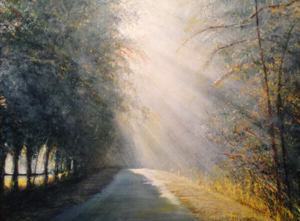 Light And Mist 20x24 SOLD-preview