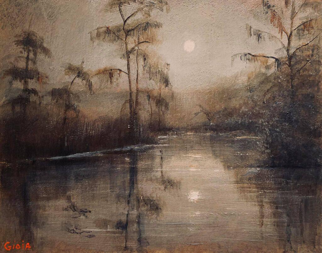 Flower Moon Wakulla River
