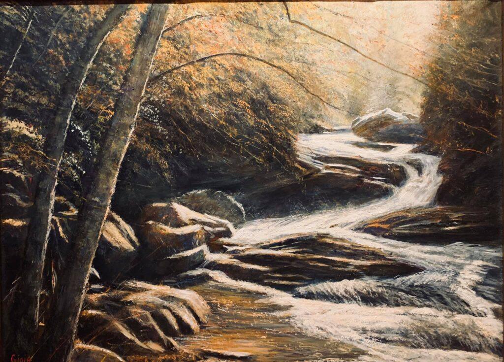 Cullasaga River