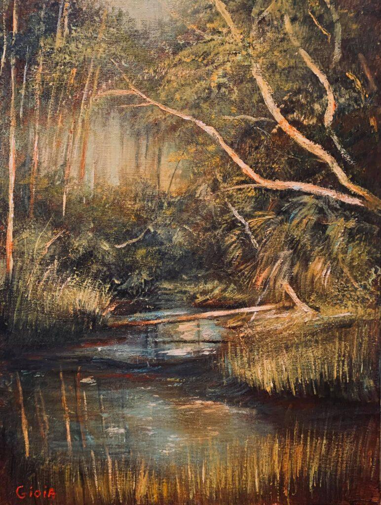 Tidal Creek, St. Marks
