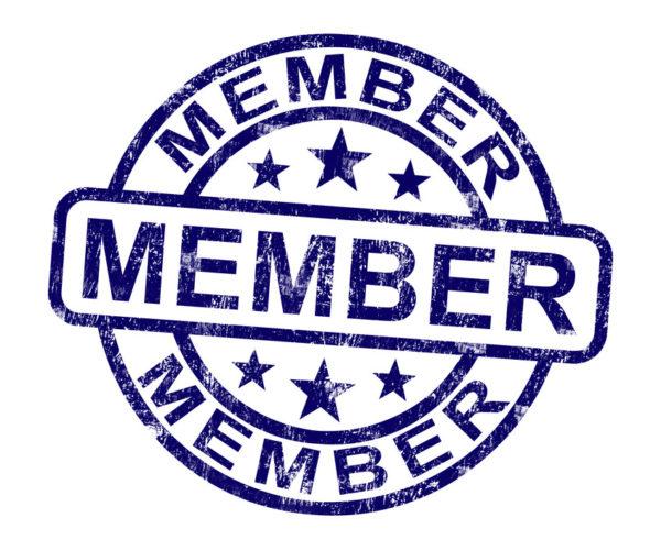 member stamp