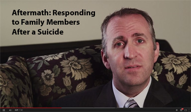 Designing a Service for a Person Who Has Died by Suicide