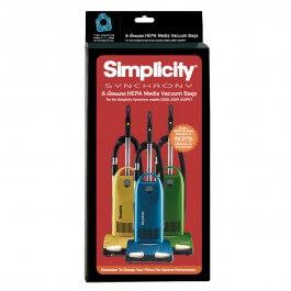 Simplicity Vacuum Cleaner Bag Sku 308347282 Oem SNH 6 Sup SNH 6