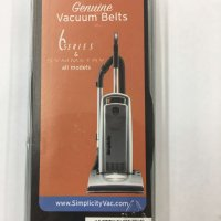 Simplicity Vacuum Cleaner Belt Sku 225145459 Oem SB6 2 Sup SB6 2