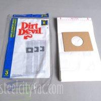 Dirt Devil Bag (J10)