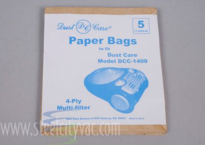 Dust Care Bag