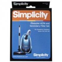 Simplicity Hepa Filter Kit (G6)