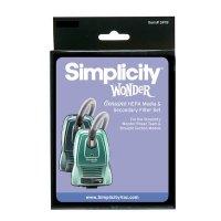 Simplicity Hepa Filter Kit