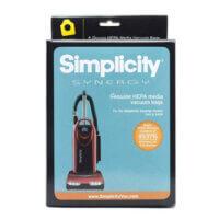 Simplicity Riccar Vacuum Cleaner Bag sku 626312780 oem SPH 6 sup SPH 6