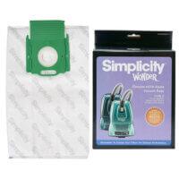 Simplicity Vacuum Cleaner Bag sku 137733780 oem SCH 6 sup SCH 6
