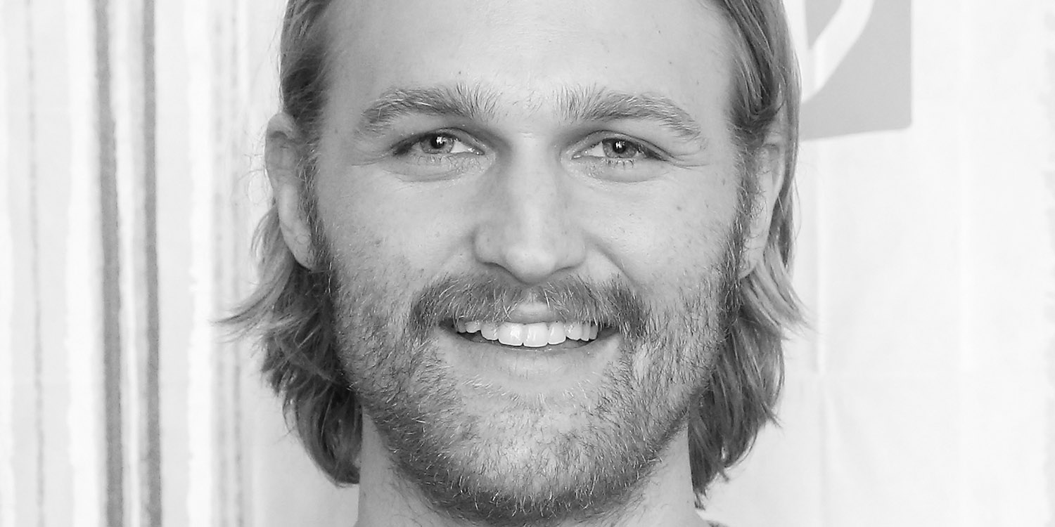 Wyatt Russell on that one audition with Alyshia Ochse hockey richard linklater, cohen brothers, lodge 49, black mirror