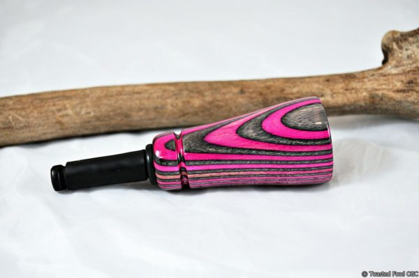 Bite Reed Cow Elk Call - SpectraPly Pink Lady - CEBR