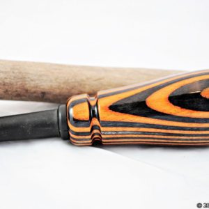 Bite Reed Cow Elk Call - SpectraPly Wildfire - CEBR