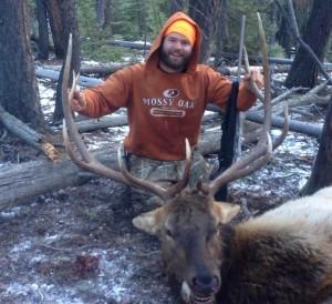 Joe Lang 2013 Elk
