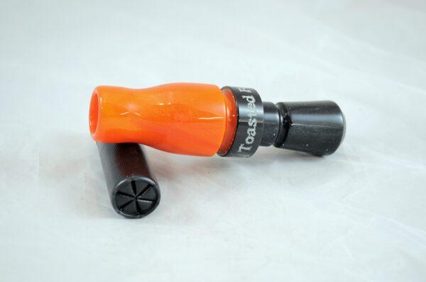 OTR-034 Orange Pearl-Black-Black Pearl Mouth Left